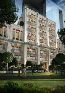 Baccarat Hotel Dubai United Arab Emirates Caulfield