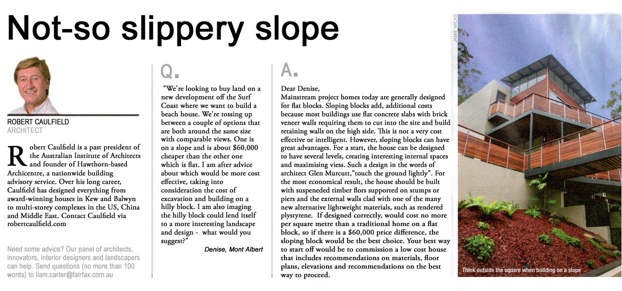 July2010Not soSlipperySlope - Not-so slippery slope