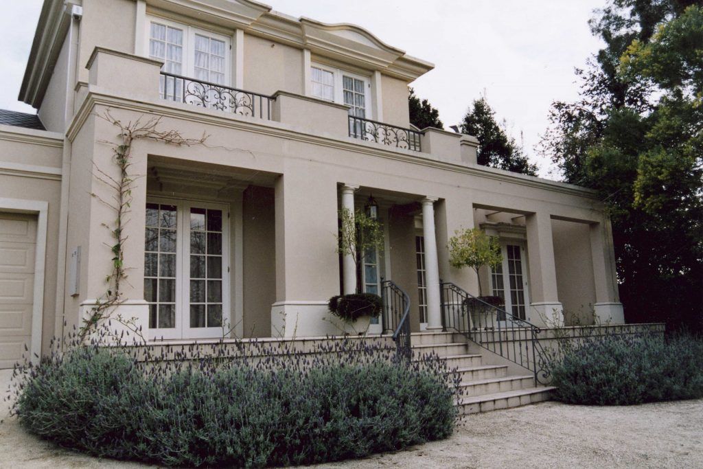 luxury architects Toorak