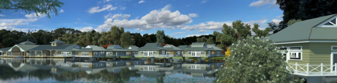 Green light for $50 million lakeside resort project in Daylesford