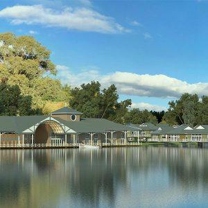 02 300x300 - Lake Bellagio Resort in Daylesford, Victoria, featured in Ballarat Courier and Domain.com.au