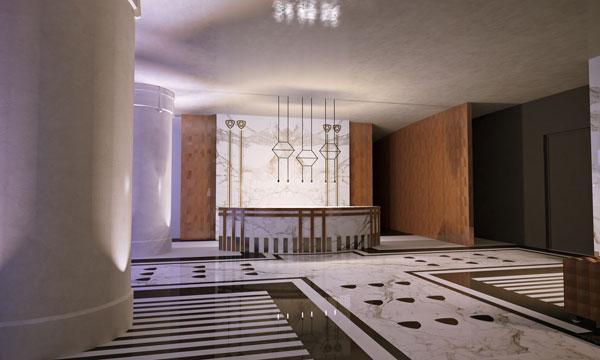 Baku Reception Desk - International Projects