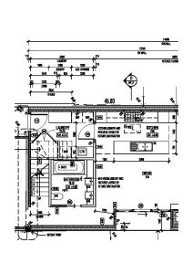 Typical Architects working drawing 212x300 - Do-It-Yourself Home Improvement Guide